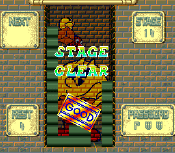 Pac-Attack (SNES) - 13