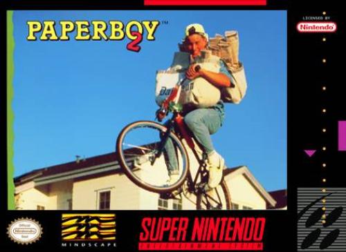 Paperboy 2 - 01