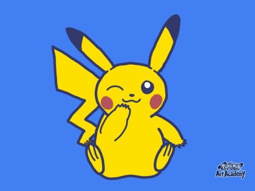 Pikachu Art