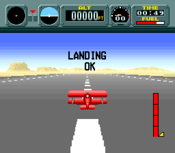 Pilotwings (SNES) - 08