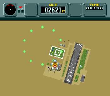 Pilotwings (SNES) - 11