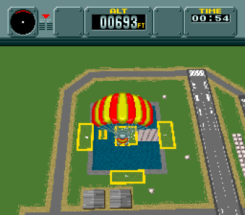 Pilotwings (SNES) - 21
