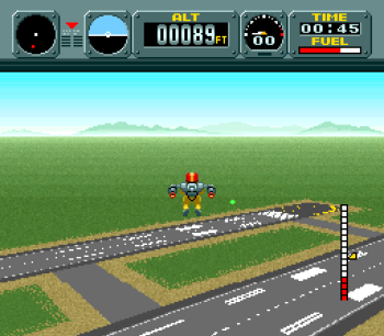 Pilotwings (SNES) - 27