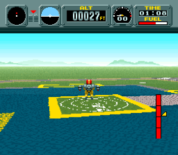 Pilotwings (SNES) - 28
