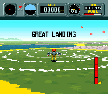 Pilotwings (SNES) - 31