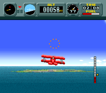 Pilotwings (SNES) - 40