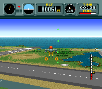 Pilotwings (SNES) - 42
