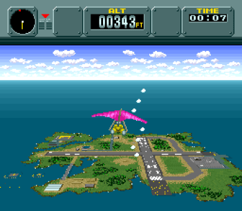 Pilotwings (SNES) - 45