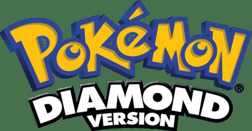 Pokemon Diamond Logo
