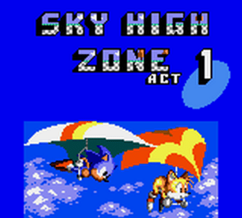 Sonic the Hedgehog 2 (Game Gear) - 18