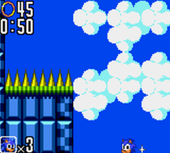 Sonic the Hedgehog 2 (Game Gear) - 30
