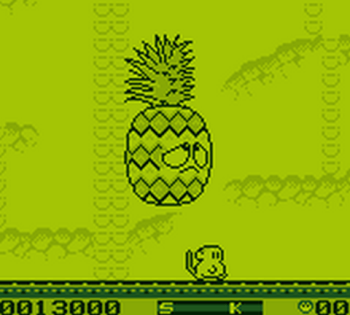 Spanky's Quest (Gameboy) - 10