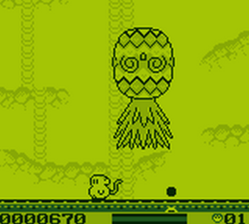 Spanky's Quest (Gameboy) - 11