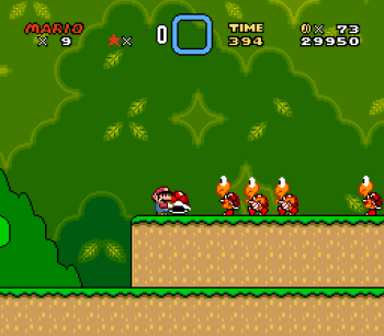 Super Mario World (SNES) - 010