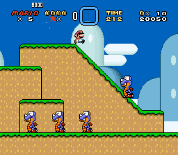 Super Mario World (SNES) - 013