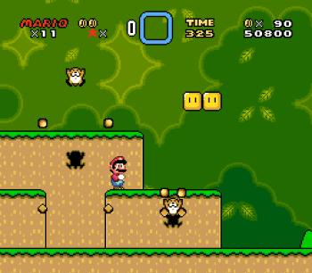Super Mario World (SNES) - 014