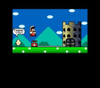 Super Mario World (SNES) - 024