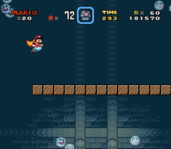 Super Mario World (SNES) - 029