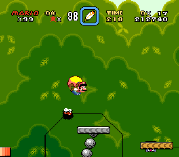 Super Mario World (SNES) - 033
