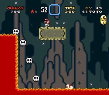 Super Mario World (SNES) - 049