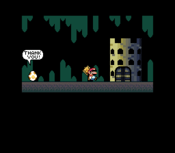Super Mario World (SNES) - 056