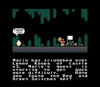 Super Mario World (SNES) - 057