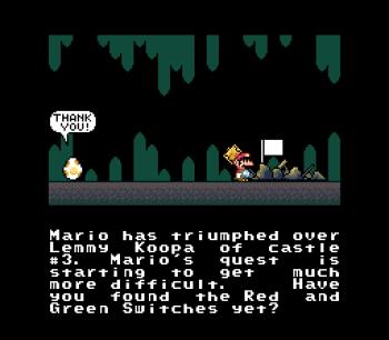 Super Mario World (SNES) - 057