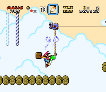 Super Mario World (SNES) - 060