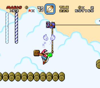 Super Mario World (SNES) - 060