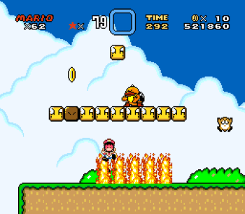 Super Mario World (SNES) - 062