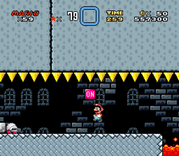 Super Mario World (SNES) - 066