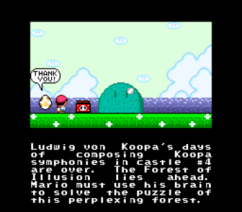 Super Mario World (SNES) - 071