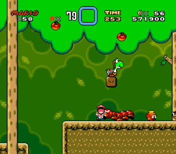 Super Mario World (SNES) - 075