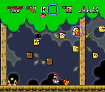 Super Mario World (SNES) - 082