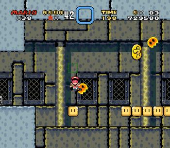 Super Mario World (SNES) - 090
