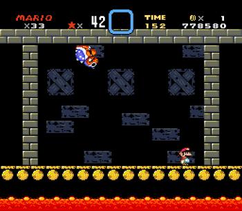 Super Mario World (SNES) - 092
