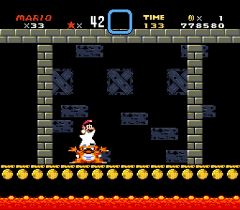 Super Mario World (SNES) - 093