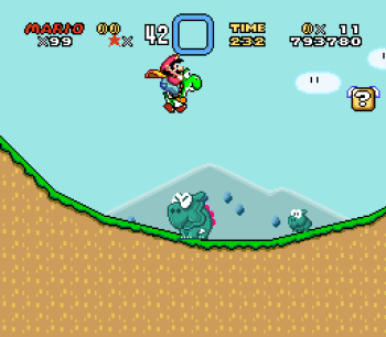 Super Mario World (SNES) - 097