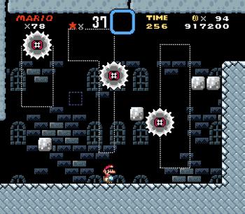 Super Mario World (SNES) - 117