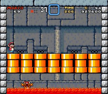 Super Mario World (SNES) - 121