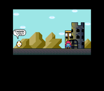 Super Mario World (SNES) - 122