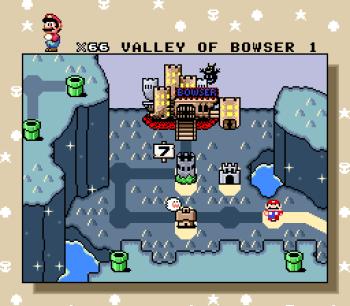 Super Mario World (SNES) - 131