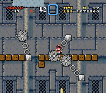 Super Mario World (SNES) - 141
