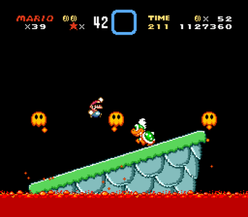 Super Mario World (SNES) - 146