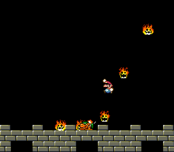 Super Mario World (SNES) - 163