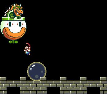 Super Mario World (SNES) - 167