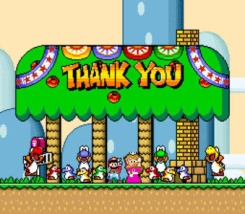 Super Mario World (SNES) - 174