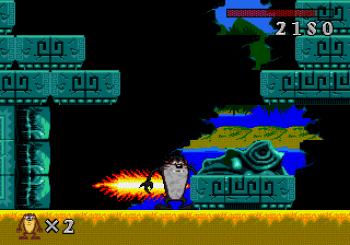 Taz-Mania (Genesis) - 67