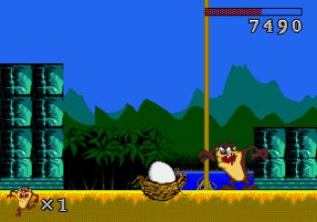 Taz-Mania (Genesis) - 79