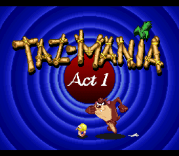 Taz-Mania (SNES) - 04